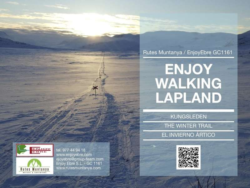 ENJOY WALKING LAPLAND