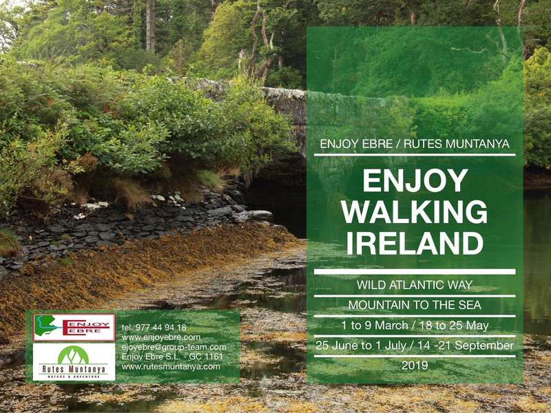 ENJOY WALKING IRELAND